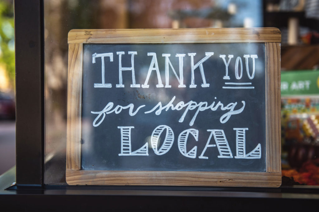 support local charleston sc businesses