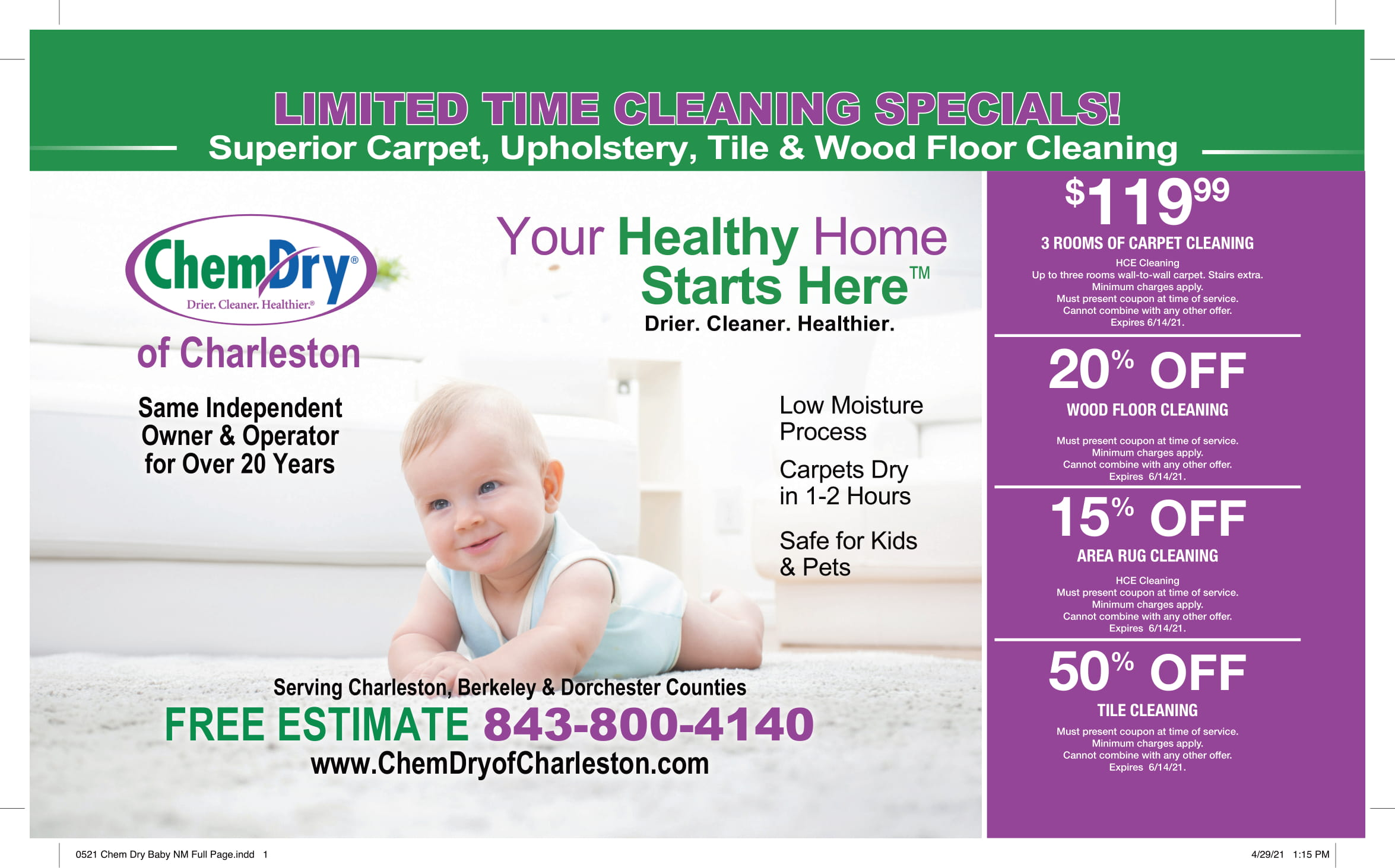 0521 Chem Dry Baby NM Full Page 1