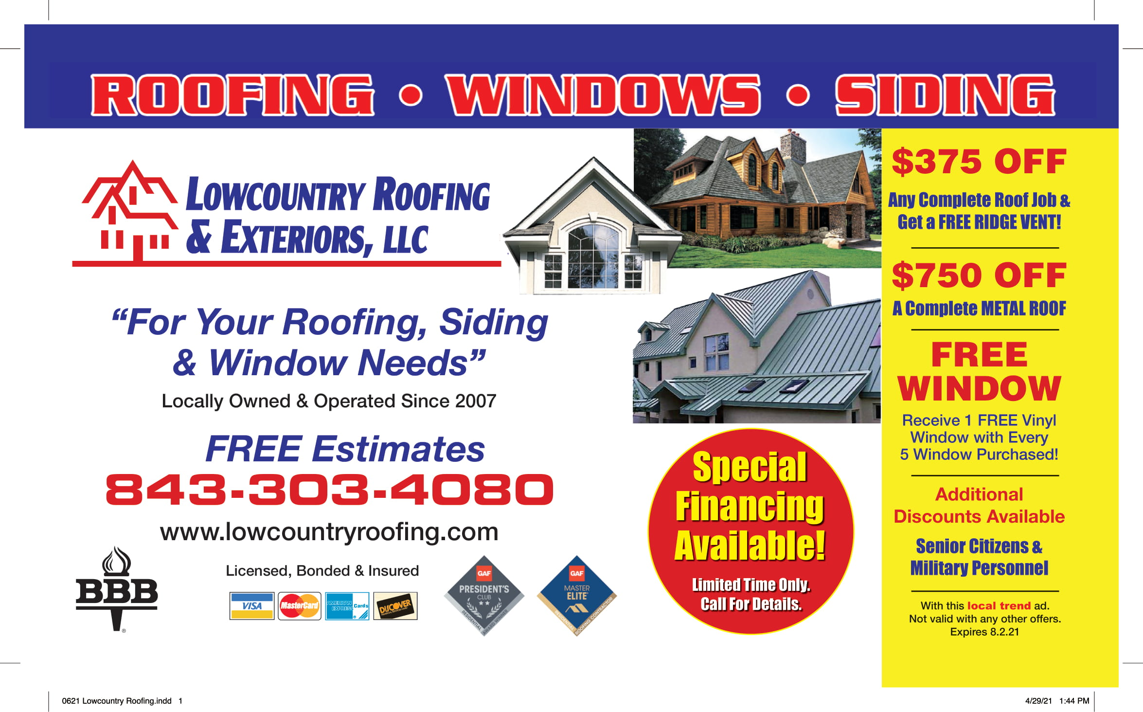 0621 Lowcountry Roofing 1