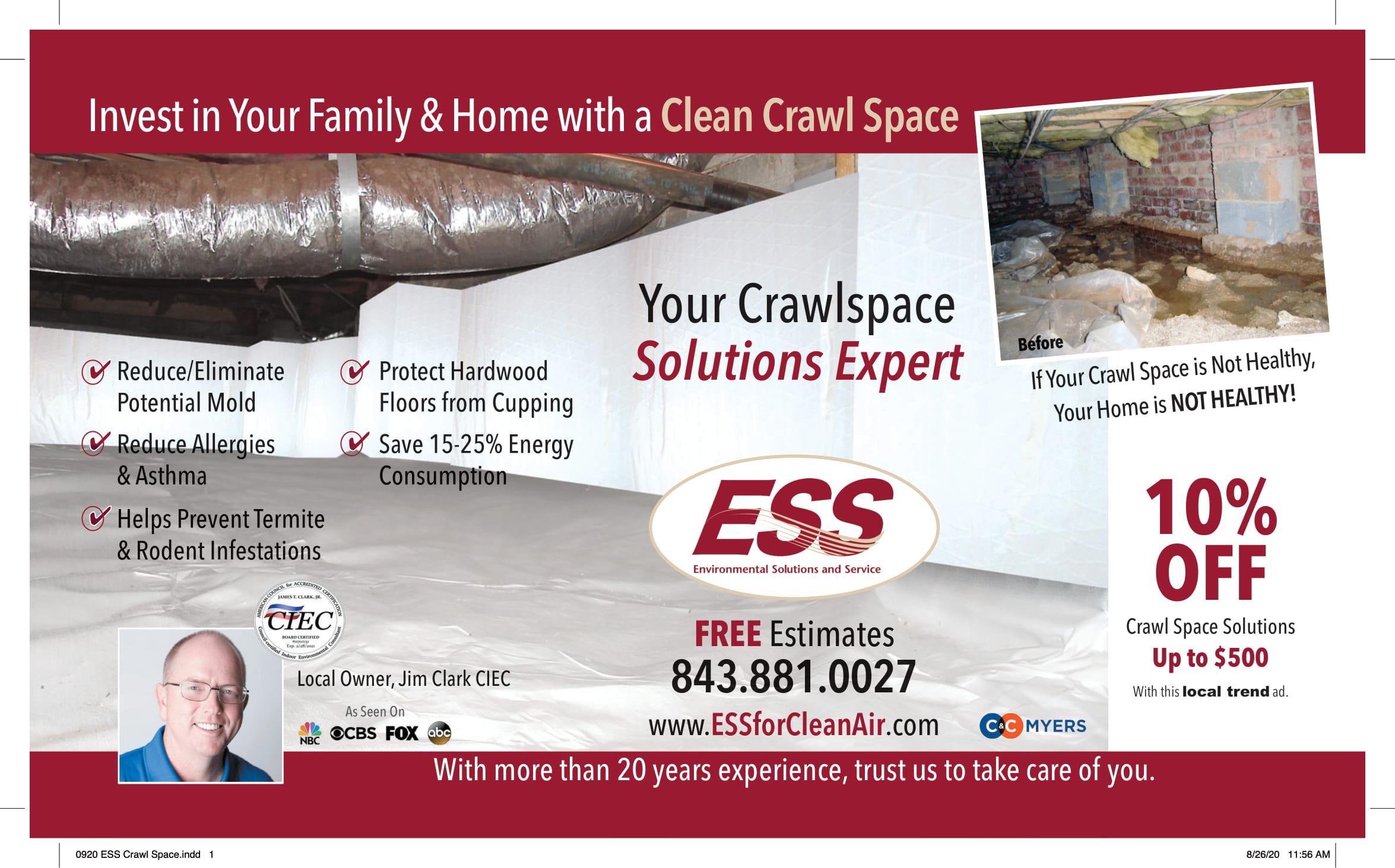 0920 ESS Crawl Space 1