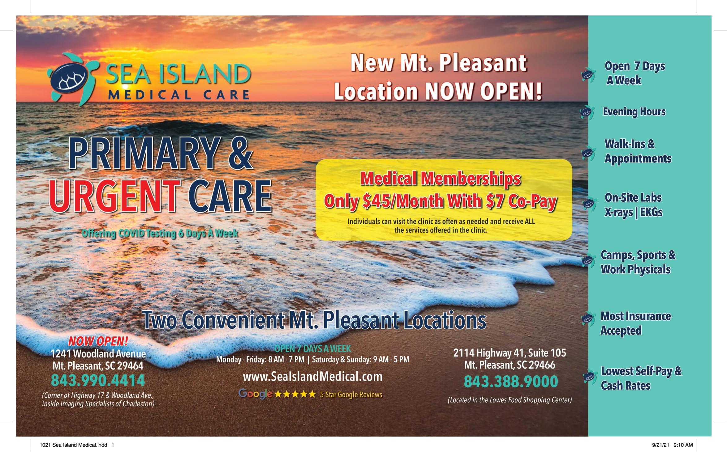 1021 Sea Island Medical 1