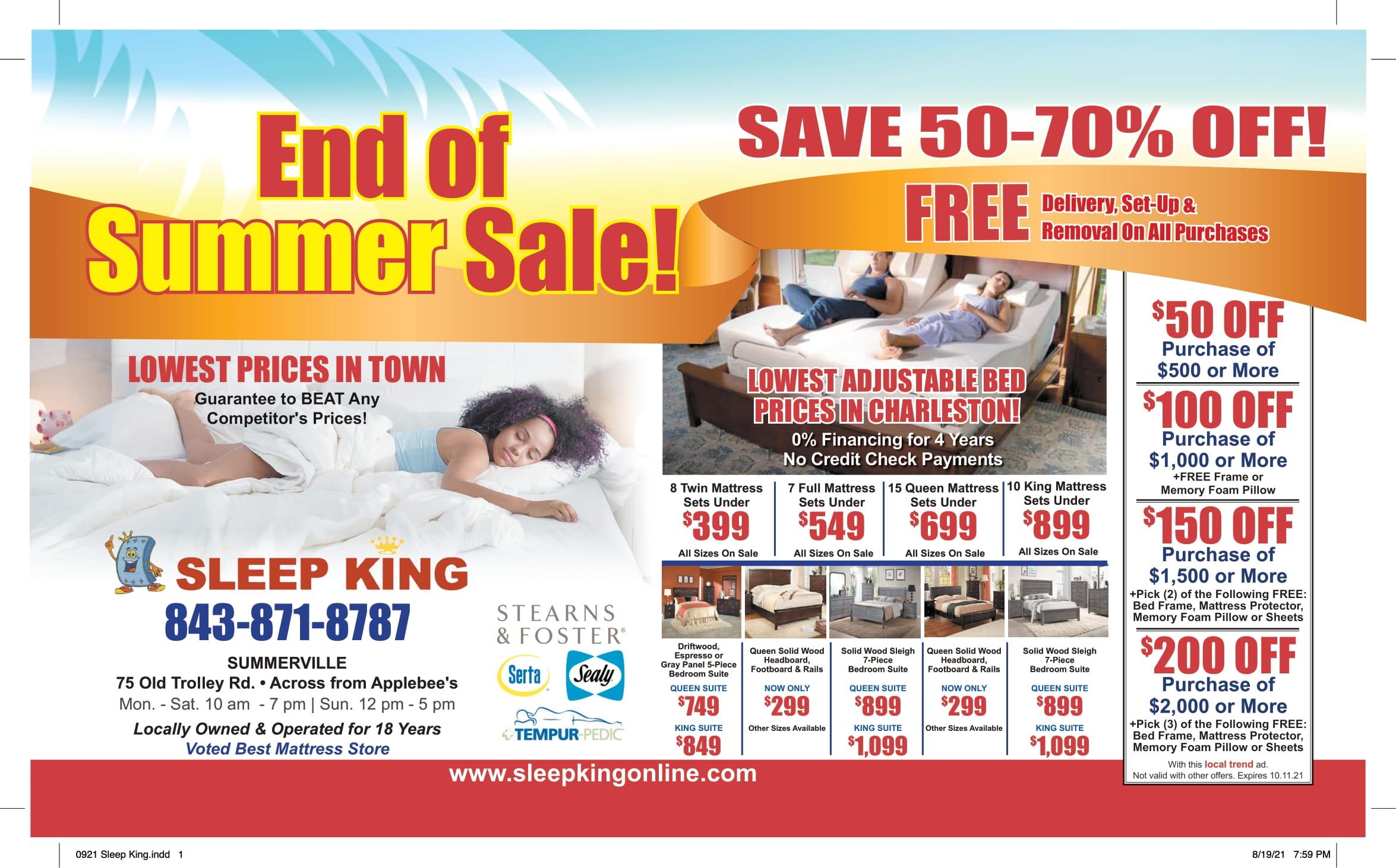0921 Sleep King 1