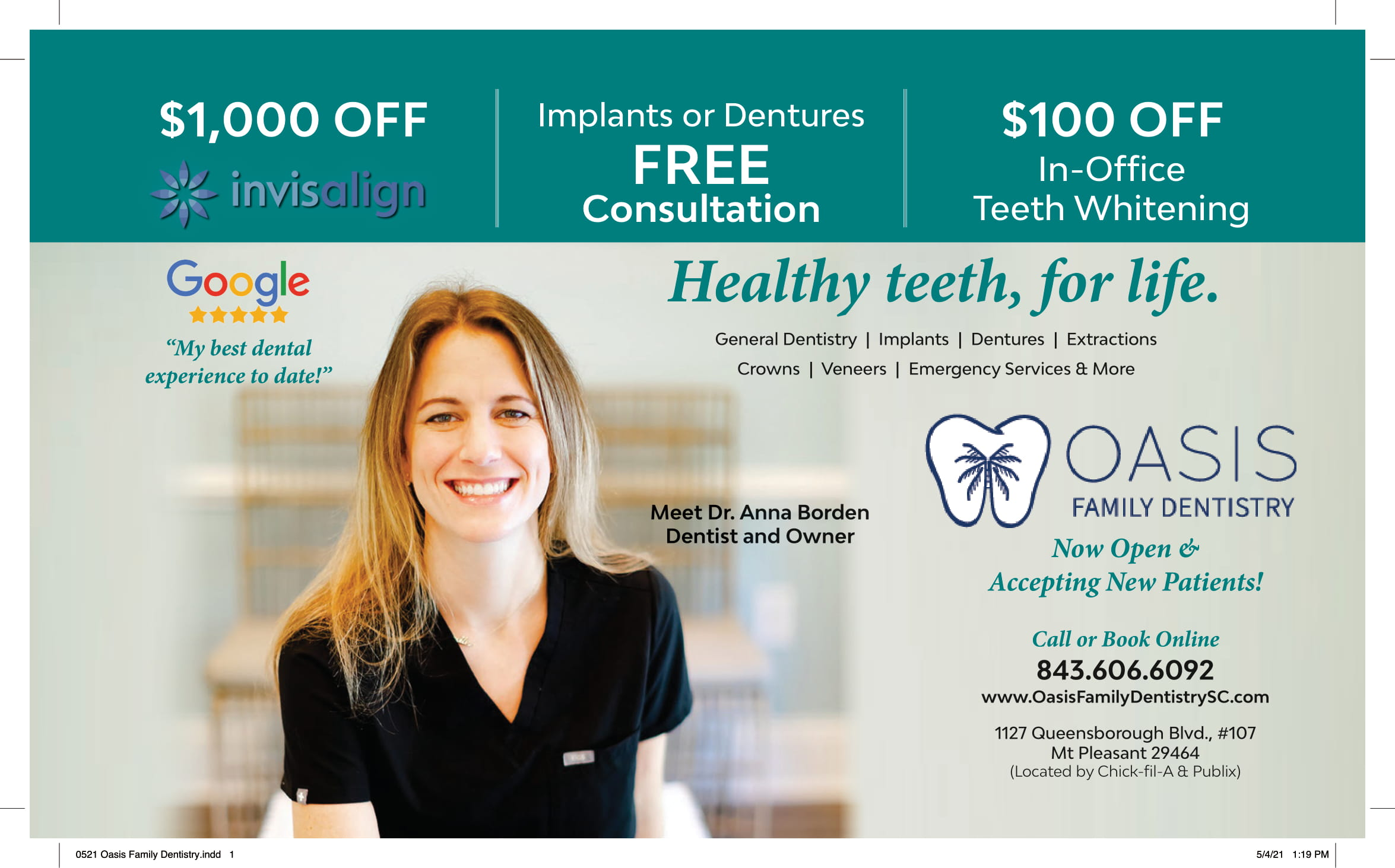 0521 Oasis Family Dentistry 1