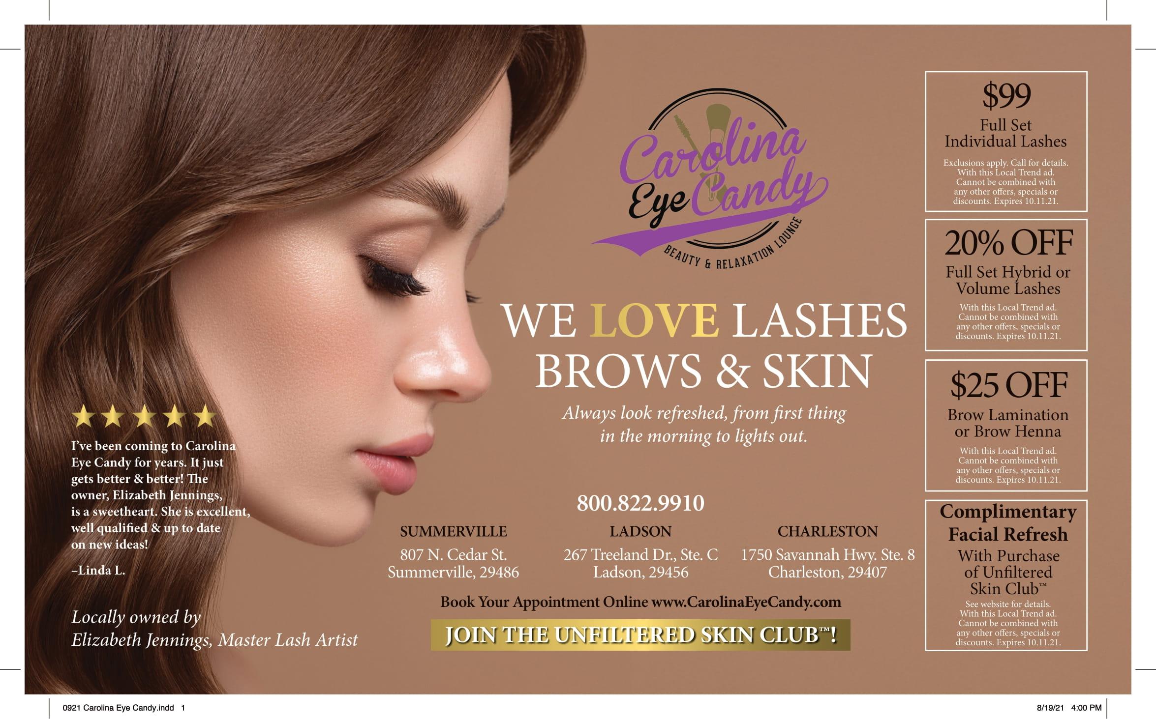0921 Carolina Eye Candy 1