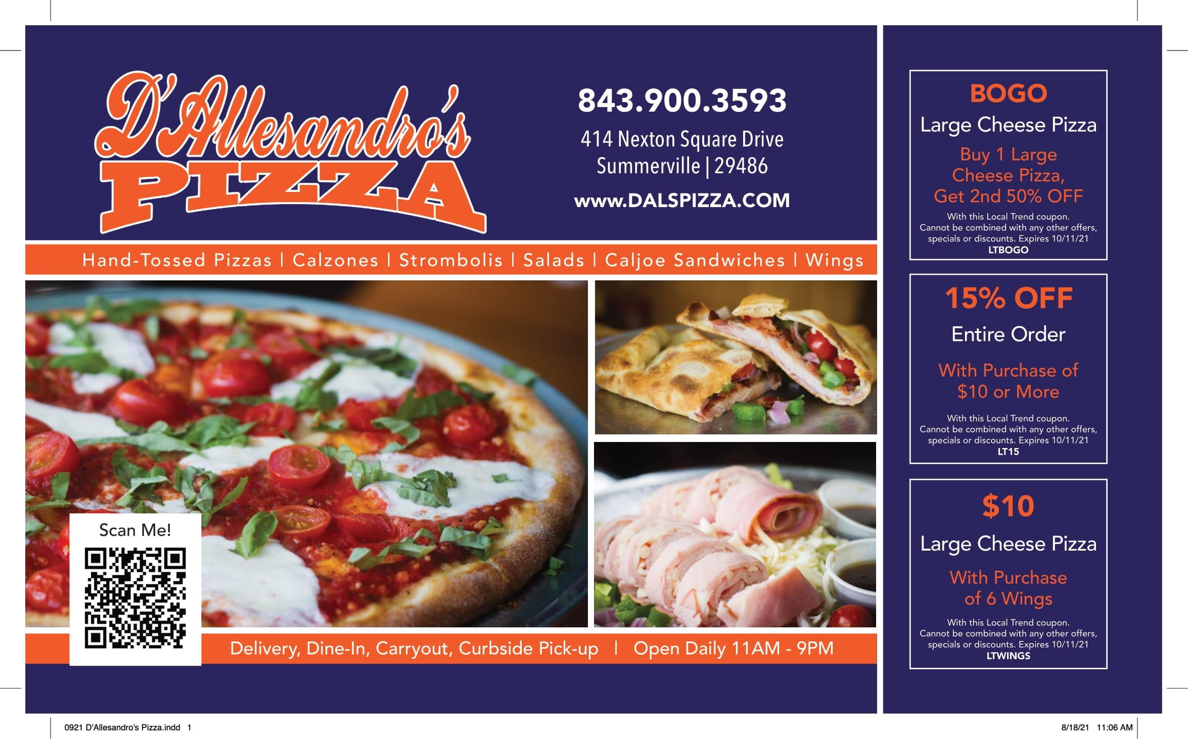 0921 DAllesandros Pizza 1